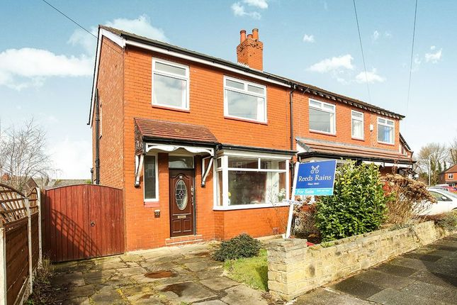3 bed semi-detached house for sale in Bonis Crescent, Stockport