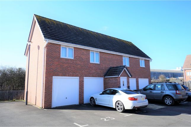 Thumbnail Flat for sale in Ophelia Drive, Stratford-Upon-Avon