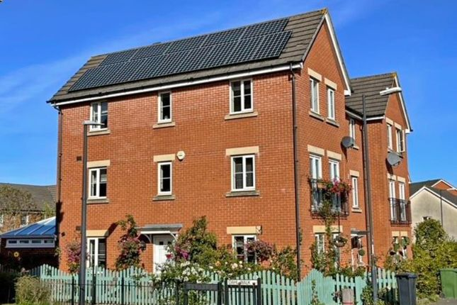 Thumbnail End terrace house to rent in Wordsworth Road, Horfield, Bristol