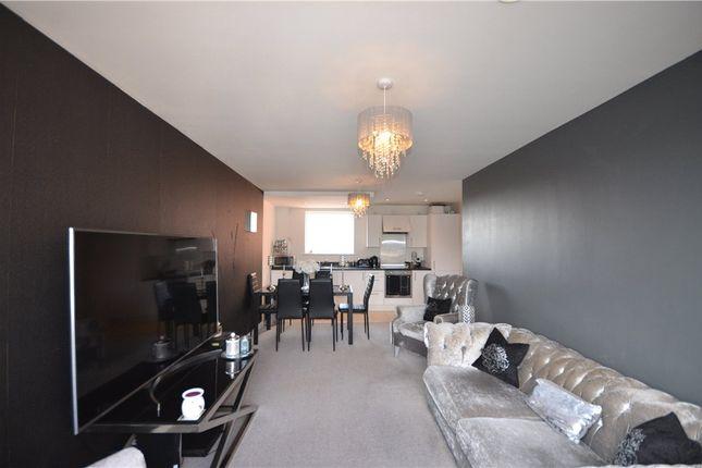 Living Room of Westminster Mansions, Sullivan Road, Camberley GU15