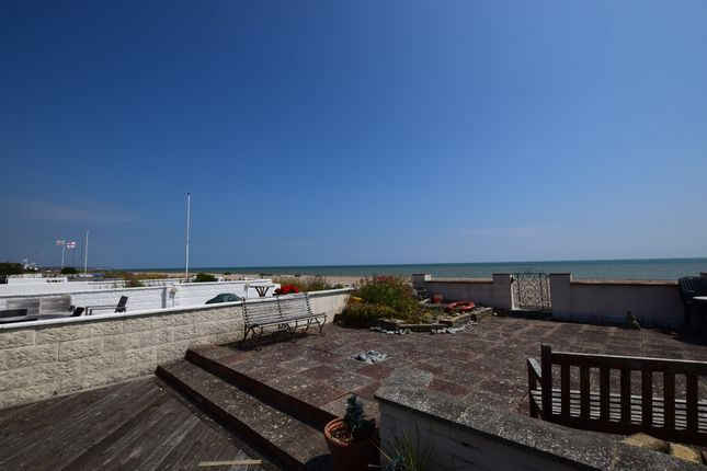 Beach Garden View