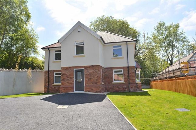 Thumbnail Detached house for sale in Blaenant Y Groes Rd, Aberdare, Rhondda Cynon Taf