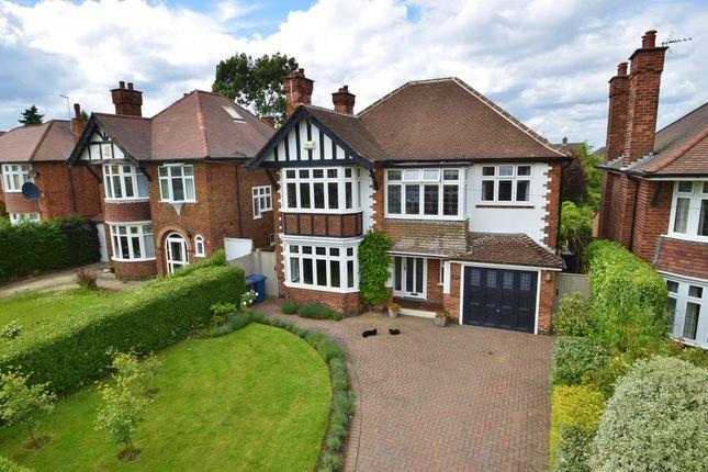 Thumbnail Detached house for sale in Ellesmere Road, West Bridgford