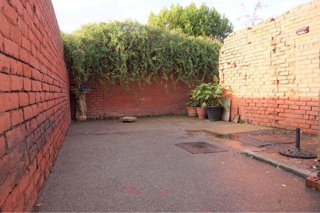 Rear Garden of St. Anns Terrace, Stockton-On-Tees TS18