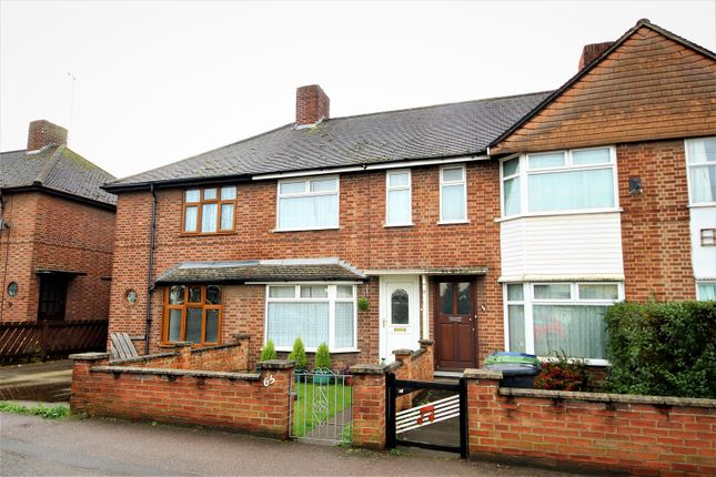 Thumbnail Terraced house for sale in Cromwell Road, Cambridge