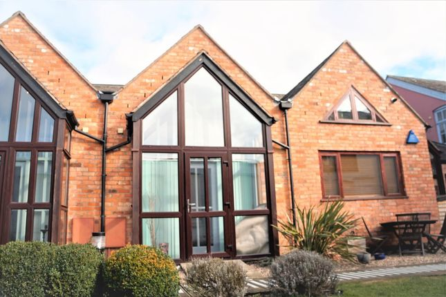 Thumbnail Town house for sale in Forest Gate, Anstey, Leicester