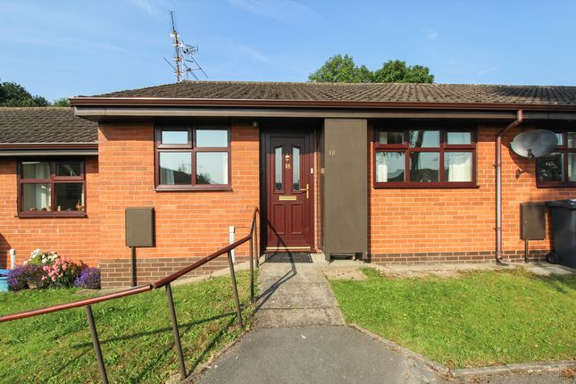 Front External of Rednall Close, Holme Hall, Chesterfield S40
