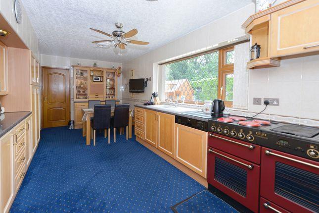 Kitchen of Woodnook Lane, Old Brampton, Chesterfield S42