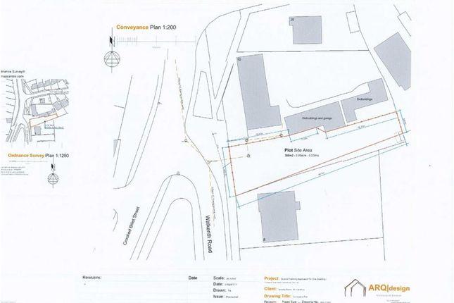 Thumbnail Land for sale in Walkerith Road, Morton, Gainsborough
