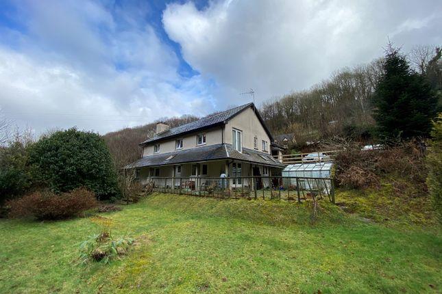 Thumbnail Detached house for sale in Cwmpengraig, Velindre, Llandysul