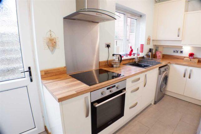 Kitchen of Enid Street, Tonypandy CF40