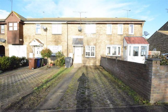 Thumbnail 2 bed terraced house to rent in Fielding Avenue, Tilbury, Essex