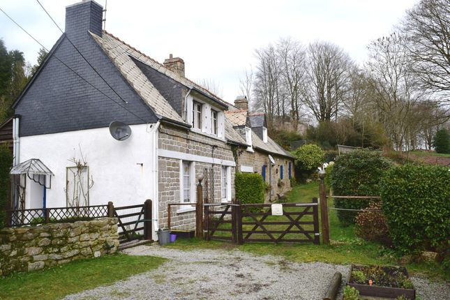 Thumbnail Detached house for sale in 56630 Langonnet, Morbihan, Brittany, France