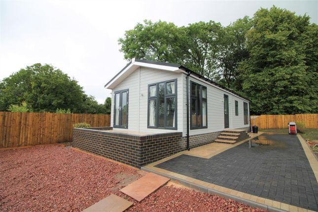 Thumbnail Mobile/park home for sale in Scowles, Coleford