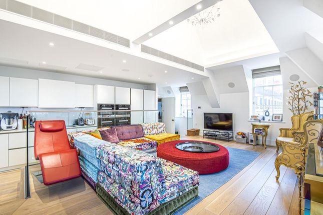3 bed flat to rent in Star & Garter, Richmond Hill TW10