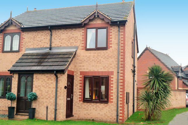 Thumbnail Semi-detached house to rent in Far Field Road, Edenthorpe, Doncaster