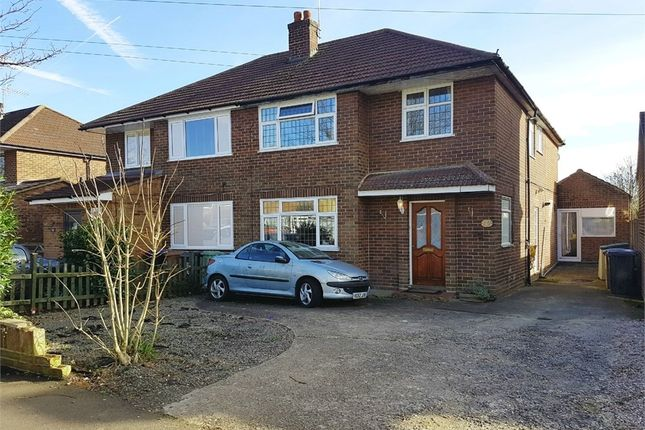 4 bed semi-detached house for sale in The Gardens, Brookmans Park, Hatfield