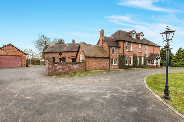 Thumbnail Detached house for sale in Tilstock Lane, Tilstock, Whitchurch