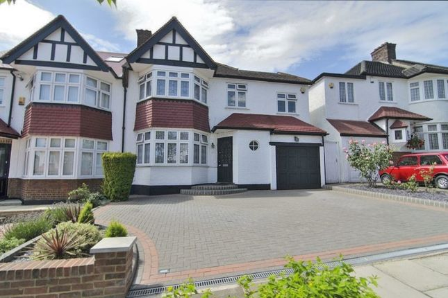 Thumbnail Semi-detached house for sale in Townsend Avenue, Southgate