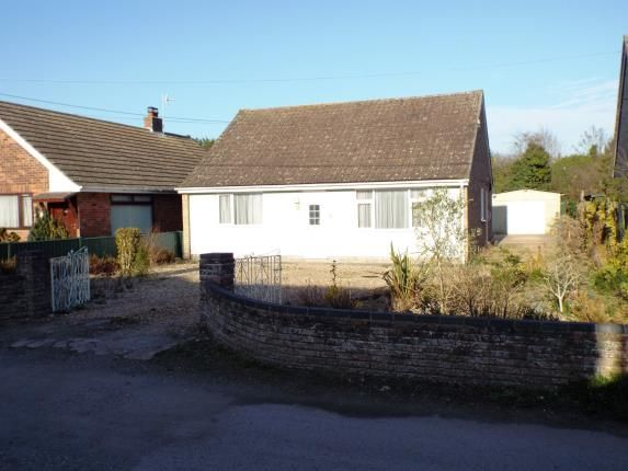 Thumbnail Bungalow for sale in Great Cornard, Sudbury, Suffolk