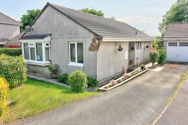 Thumbnail Bungalow for sale in Barton Meadow, Pillaton, Saltash
