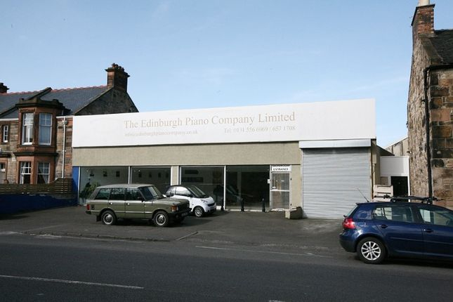 Thumbnail Commercial property for sale in Joppa Road, Portobello, Edinburgh
