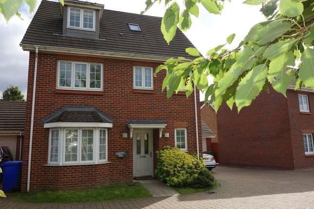 Thumbnail Detached house for sale in Woodland Walk, Aldershot