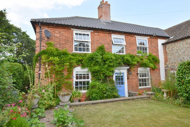 Thumbnail Semi-detached house for sale in High Street, Mundesley, Norwich