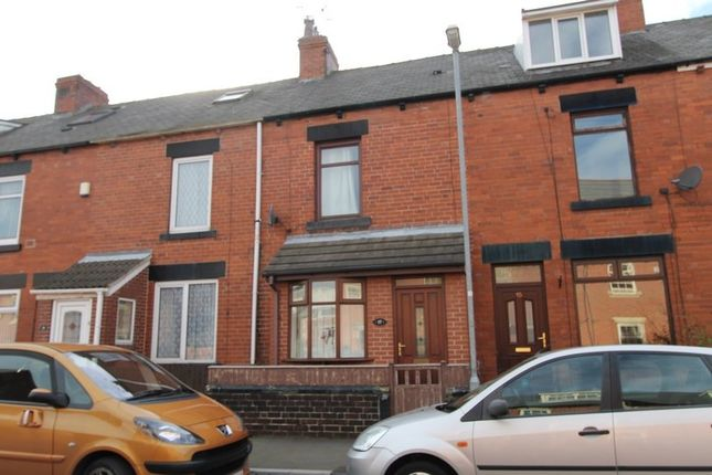 Thumbnail Terraced house to rent in Myrtle Street, Barnsley