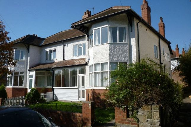 Semi-detached house to rent in Moor Park Drive, Headingley, Leeds