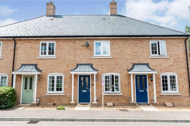 Thumbnail Terraced house for sale in Heronslee, Shefford