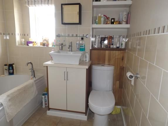 Bathroom of School View, Bottesford, Nottingham, Leicestershire NG13