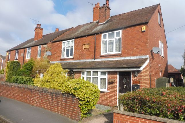 4 bed semi-detached house for sale in Furlong Lane, Alrewas, Burton-On-Trent
