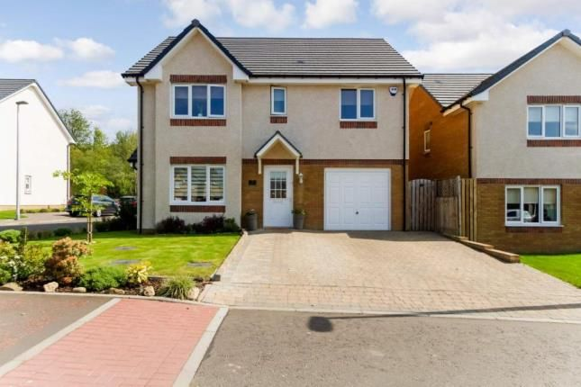 Thumbnail Detached house for sale in Gatehead Drive, Bishopton, Renfrewshire