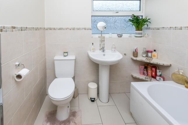 Bathroom of The Brae, Prestatyn, Denbighshire, . LL19