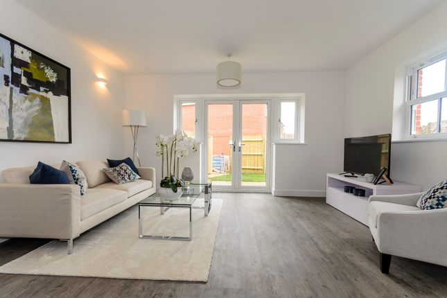 Thumbnail Terraced house for sale in Warmwell Road, Crossways, Dorchester