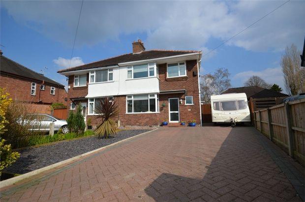 Thumbnail Semi-detached house for sale in Roland Avenue, Bebington, Merseyside