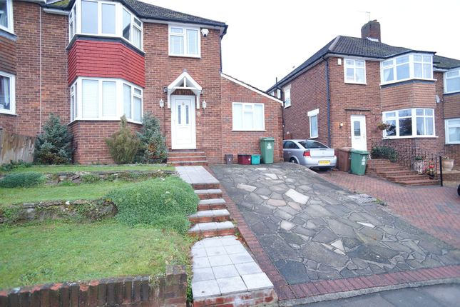 Thumbnail Semi-detached house to rent in Davenport Road, Sidcup