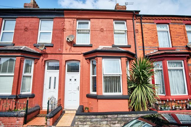 Thumbnail Terraced house for sale in Moss Street, Garston, Liverpool