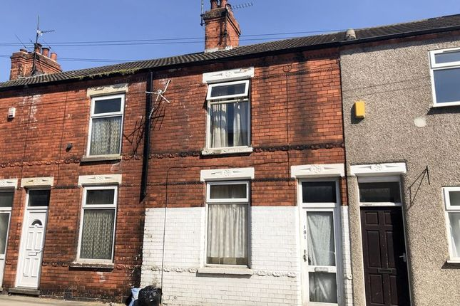 Thumbnail 3 bed terraced house for sale in Rutland Street, Grimsby