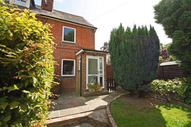 Thumbnail Semi-detached house to rent in Cranbrook Road, Hawkhurst, Cranbrook
