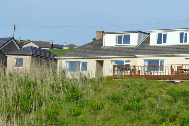 Thumbnail Semi-detached bungalow for sale in Sea Mill Lane, St Bees, Cumbria