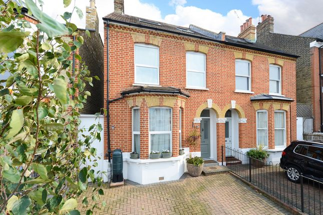 Thumbnail Semi-detached house for sale in Upland Road, East Dulwich