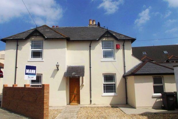 Thumbnail Detached house to rent in Lees Lane, Gosport