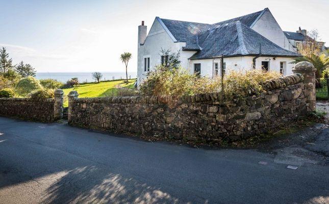 Thumbnail Detached house for sale in Church Brae, Kildonan, Isle Of Arran, North Ayrshire