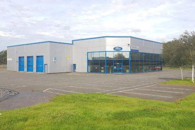 Thumbnail Light industrial for sale in Fountain Way, Stranraer