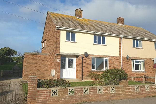 3 bed semi-detached house to rent in Marshallsay Road, Chickerell, Weymouth DT3