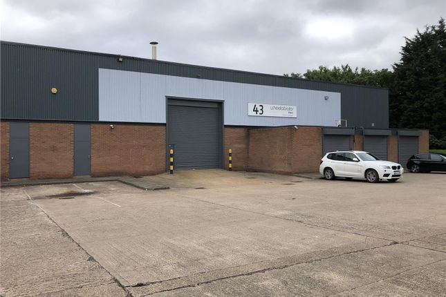 Thumbnail Warehouse to let in Gravelly Industrial Park, Erdington, Birmingham