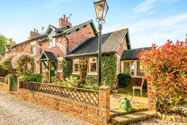 Thumbnail Semi-detached house for sale in Old Rickerscote Lane, Stafford