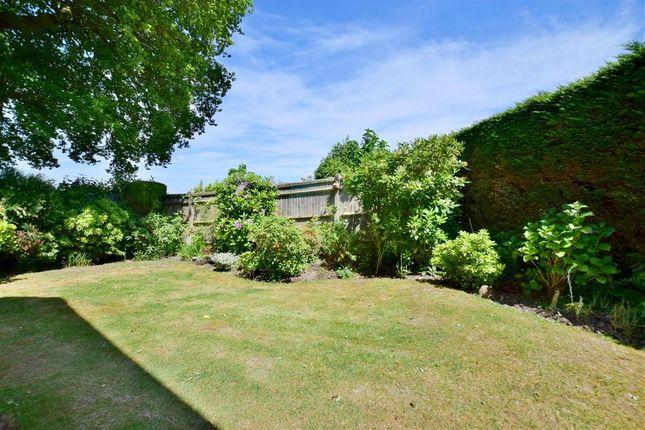 Rear Garden of Elim Court Gardens, Crowborough, East Sussex TN6